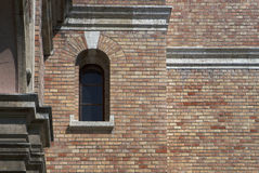na dach budynku architektury szczególne Obraz Stock