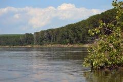 Na Danube rzece 7 Obrazy Royalty Free