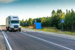 Na drodze Zdjęcia Stock
