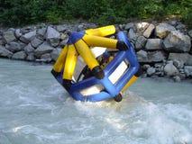 na ekstremalne wody Zdjęcie Stock