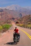 Na estrada a Cafayate Fotografia de Stock Royalty Free