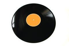 Gramofonowy rejestr Fotografia Royalty Free