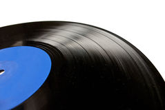 Gramofonowy rejestr Zdjęcia Stock