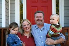 Na frente da HOME Fotos de Stock Royalty Free
