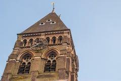 Na frente da igreja de Cristo, em Hampstead Heath fotos de stock