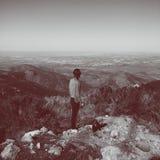 Na górze 🌎 мира Стоковые Фото