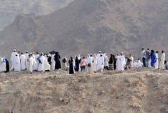 Na górze łuczniczki wzgórza w Medina artykule wstępnym Zdjęcia Stock