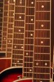 na gitarze Obraz Stock