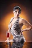 Na het kurken van heel wat wijn, Stock Fotografie