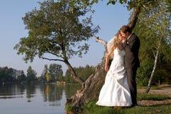 Na huwelijk Royalty-vrije Stock Afbeelding