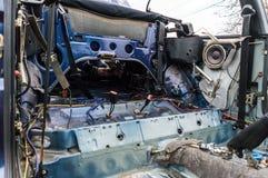 Na iść naprawie ciężarówka Zdjęcia Stock
