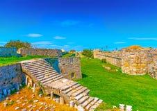 Na ilha de Kos em Grécia fotos de stock royalty free