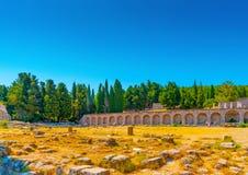Na ilha de Kos em Grécia fotografia de stock royalty free