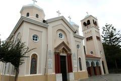 Na Kos Wyspie Agia kościół Paraskevi Obrazy Royalty Free