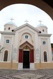 Na Kos Wyspie Agia kościół Paraskevi Obrazy Stock