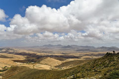 Na lareira de Fuerteventura Imagem de Stock Royalty Free
