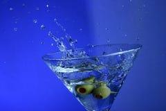 na ' last splash ' Zdjęcie Royalty Free