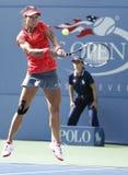 Na Li del campeón del Grand Slam en el US Open 2013 Foto de archivo