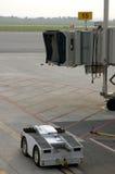 na lotnisko Fotografia Stock