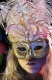 Na máscara fotos de stock royalty free