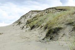 Na maneira à duna de Agilis Foto de Stock