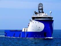 Na morzu Zaopatrzeniowego statku d Obraz Stock