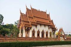 Na Muang запрета Wat, провинция Ubon Ratchathani, Таиланд Стоковое Изображение RF