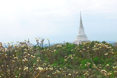 Na -Na-korn Kiri, Pecha Buri, Thailand van Pra Royalty-vrije Stock Fotografie