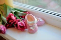 Różowy przygotowania obrazy royalty free