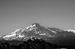 Na Półwysep Kamczatka Koryaksky wulkan, Rosja Zdjęcia Stock