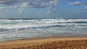 Na Pacyfik, Hawaje Zdjęcie Stock