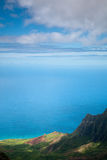Na Pali Coast Royalty Free Stock Images