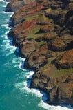 Na Pali Coast Royalty Free Stock Photography