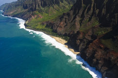 Na Pali Coast Stock Images