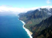 Na Pali Coast stock photos