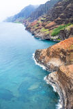 Na Pali Coast Hawaii Stock Photos