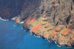 Na Pali coast Hawaii Royalty Free Stock Photo