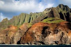 Na Pali Coast, Kauai, Hawaii Royalty Free Stock Photos