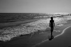 Na plaży Obraz Stock