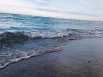 Na plaży Obrazy Stock