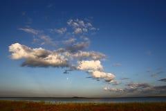 na południe od afrykanów krajobrazowi Fotografia Royalty Free