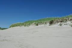 Na praia de St Peter-Ording em Alemanha Imagem de Stock