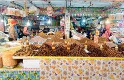 Na rynku w Tiznit Maroko zdjęcie royalty free