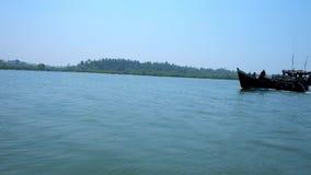 Na rzece w Myanmar zbiory wideo