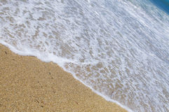 Na seashore Zdjęcie Royalty Free