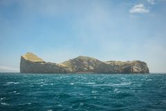Na sposobie Westman wyspy, Iceland Zdjęcia Royalty Free
