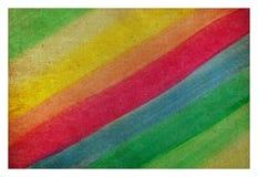 Na starym papierze kolor woda Fotografia Stock