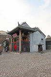 Na Tcha Temple in Macau Royalty Free Stock Images