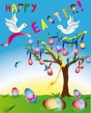 Szczęśliwy Easter! Obraz Royalty Free