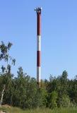 Na torre em Berlim Foto de Stock